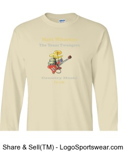 Country For Life Longsleeve T-Shirt Design Zoom